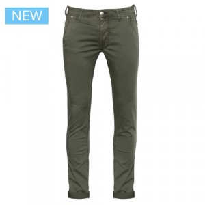 Jacob Cohen J613 Cotton Green 8165