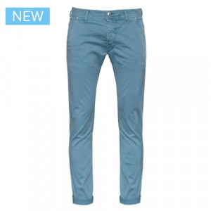 Jacob Cohen J613 Cotton Aqua 8165
