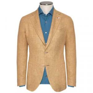 LuBiAm Jacket VBC 'Vintage' Yellow