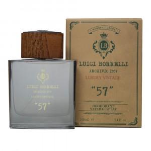 """Luigi Borrelli Deodorant Luxury Vintage """"57"""""""