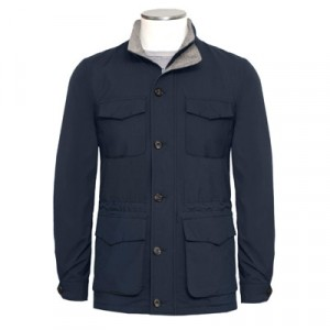 Manto Field Jacket Blue
