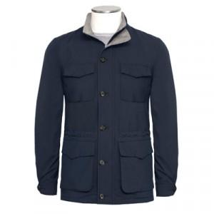 Manto Field Jacket Blue