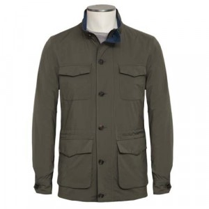 Manto Fieldjacket Olive-Green