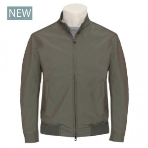 Manto Bomber Jacket Olive-Green