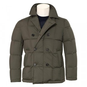 Manto Downjacket Peacoat Forest-Green