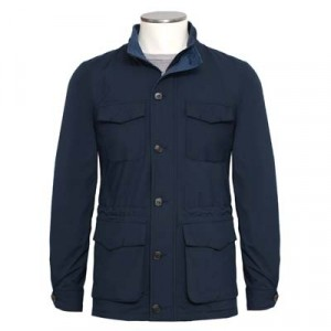 Manto Fieldjacket Blue
