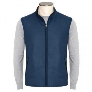 Manto Bodywarmer Reversible Blue