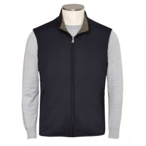 Manto Bodywarmer Reversible Navy