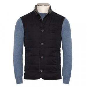"""Manto Vest """"Belseta"""" Blue"""