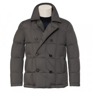Manto Downjacket Peacoat Grey