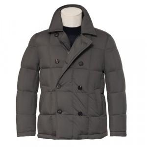 Manto Downjacket Peacoat Grey