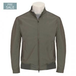 Manto Bomber Jacket Olive-Green