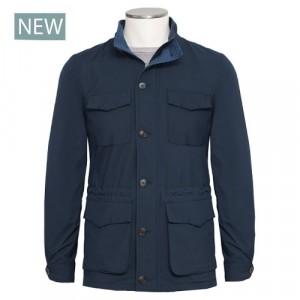 Manto Fieldjacket Blue