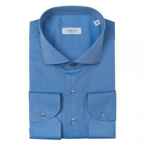 Marol Shirt Cotton Blue