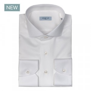 Marol Shirt Cotton White