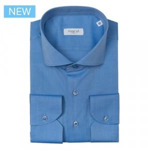 Marol Shirt Cotton Blue