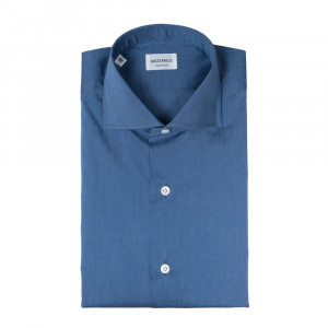 Mazzarelli Shirt Blue