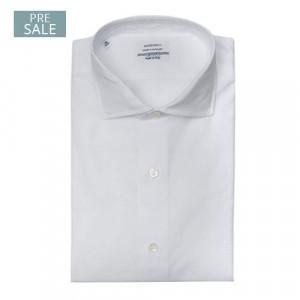 Mazzarelli Shirt Fantasy White