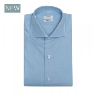 Mazzarelli Shirt Fantasy Blue