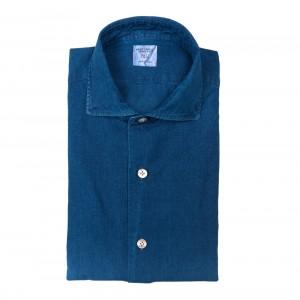 Mazzarelli Denim Shirt
