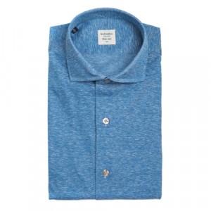 Mazzarelli Shirt Jersey Light Blue