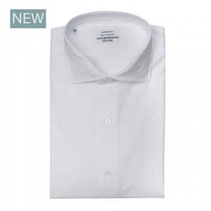 Mazzarelli Shirt Fantasy White