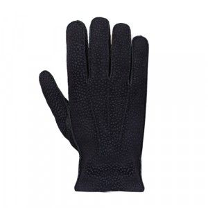 Mazzoleni Gloves Carpincho Skin Blue