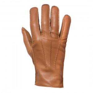 Mazzoleni Gloves Cognac