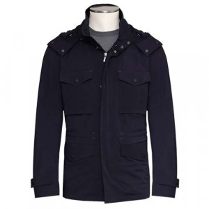 Moorer Fieldjacket Bellini-GS Blue