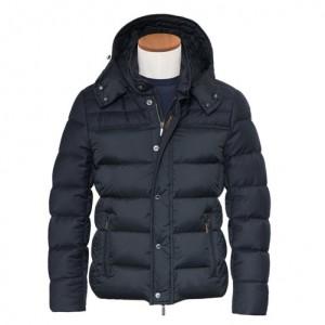 Moorer Jacket Ghetti-LL Blue