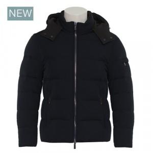 Moorer Jacket Brett-KN Blue