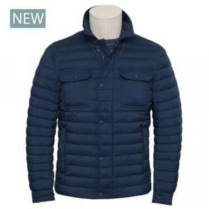 Moorer Tulio Downjacket Blue