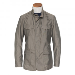 Pal Zileri Field Jacket Taupe