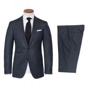 Pal Zileri Suit Pied De Poule