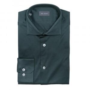 Pal Zileri Shirt Jersey Green