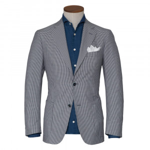 Pal Zileri Jacket Check