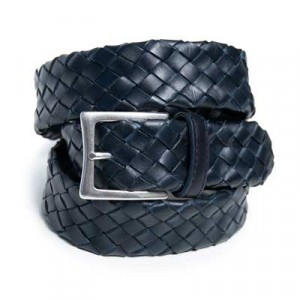 Andrea d'Amico Braided Washed Blue