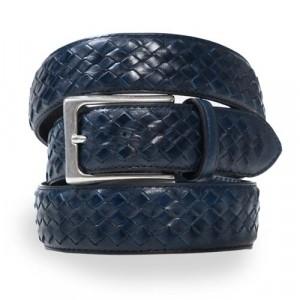 Paolo Vitale Intrecciato Weave Belt