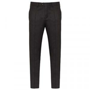 Marco Pescarolo Woolen Trousers Antracite