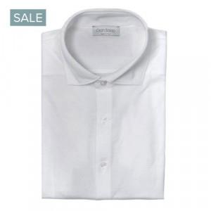 Gran Sasso Shirt Jersey Pique White