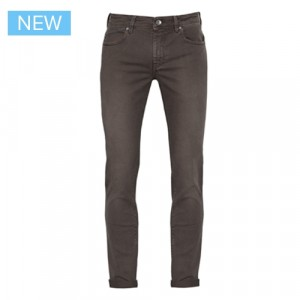 Re-Hash Cotton 5-Pocket Brown