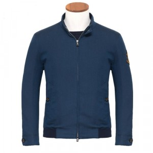 Sealup Cotton Bomber Blue