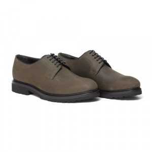 Testoni Derby Green