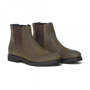 Testoni Boots Green