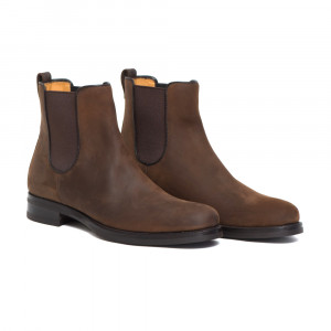 Testoni Boots Brown