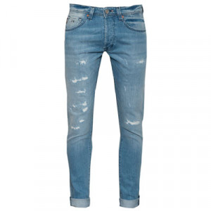 Tramarossa Jeans 1980 Destroyed Light-Blue