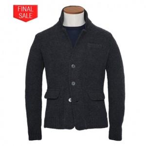 Zanone Knitted Vest Jacket