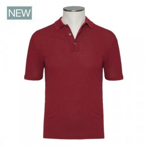 Zanone Polo Ice-Piquet Red