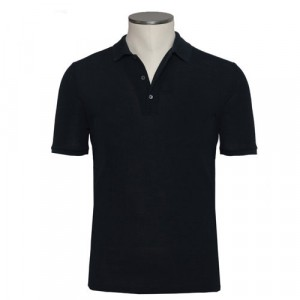 Zanone Polo Ice-Piquet Navy