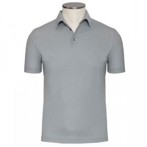 Zanone Ice-Cotton Polo Grey